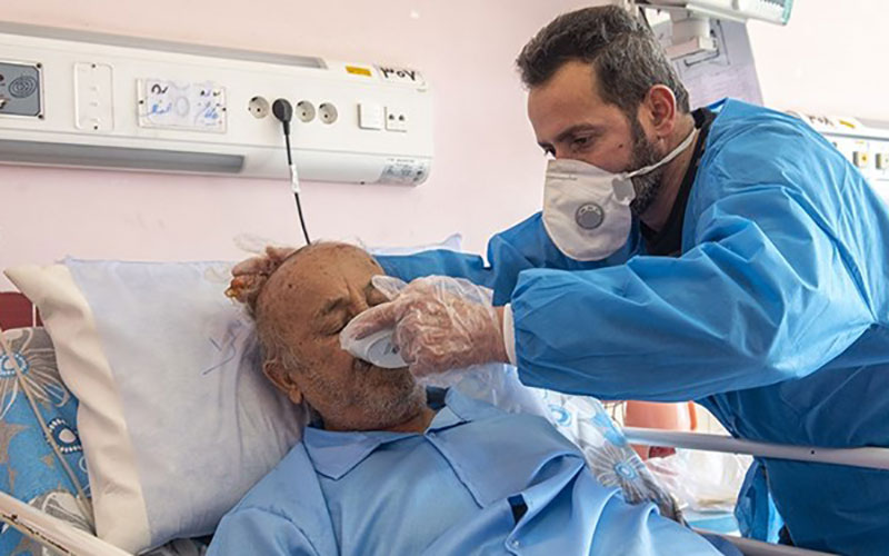 جانباختن ۳۰۴ بیمار کووید۱۹ در کشور