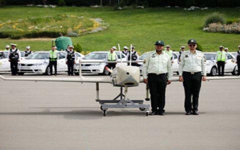 جریمه ۱۰۰ خودرو برای اولینبار با پهپادها