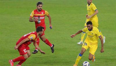 داور بازی فولاد و النصر مشخص شد