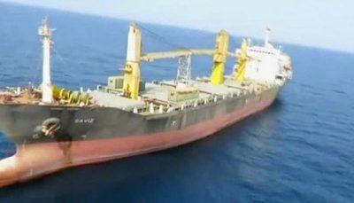 درخواست سازمان ملل برای خویشتنداری در پی حادثه کشتی ایرانی