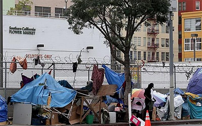 تخلیه اطراف محل برگزاری مراسم اسکار