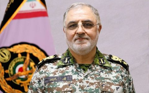 فرمانده قرارگاه مشترک پدافند هوایی خاتمالانبیاء(ص) منصوب شد