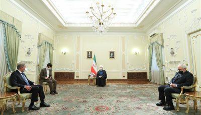 روحانی: امنیت، دغدغه مشترک ایران و پاکستان است