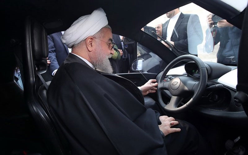 روحانی با قیمت خودرو چه کرد؟