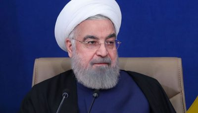 روحانی: بدون حضور مردم مشکلات جامعه حل و فصل نمیشود