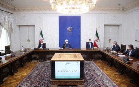 روحانی: واکسیناسیون گسترده در راس همه برنامهها و اقدامات دولت قرار دارد