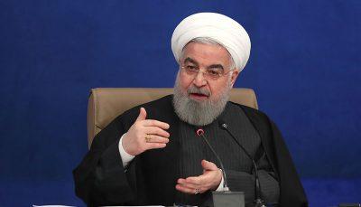 ویروس انگلیسی از عراق وارد شد روحانی: ویروس انگلیسی از عراق وارد شد/در مبارزه با کرونا یکصدا باشیم