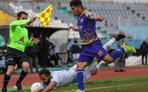 رونمایی از برنامه مرحله یک هشتم نهایی جام حذفی فوتبال ایران