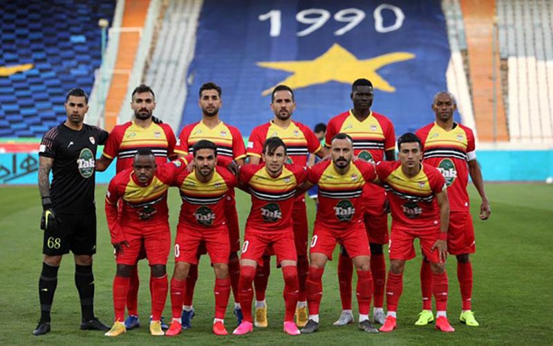 رونمایی از پیراهنهای فولاد در لیگ قهرمانان آسیا/ عکس