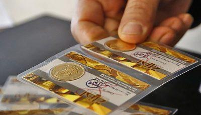 ریزش قیمت سکه با انتشار خبر توافق احیای برجام