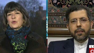 وزارت خارجه ایران به CNN نیازی به مذاکراه مستقیم یا غیرمستقیم با آمریکا نیست سخنگوی وزارت خارجه ایران به CNN: نیازی به مذاکراه مستقیم یا غیرمستقیم با آمریکا نیست