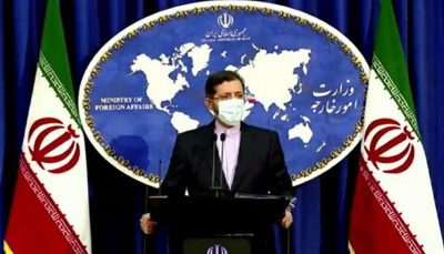 """سخنگوی وزارت خارجه: در """"وین"""" پیشرفتهایی حاصل شده است"""