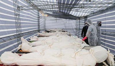سعید خال: رکورد ثبت فوتیهای روزانه در بهشت زهرا طی ۵۰ سال اخیر شکسته شد