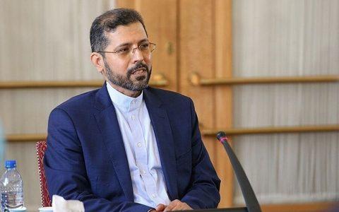 خطیب زاده هیچ گفتوگویی میان ایران و آمریکا نخواهد بود سعید خطیب زاده: هیچ گفتوگویی میان ایران و آمریکا نخواهد بود