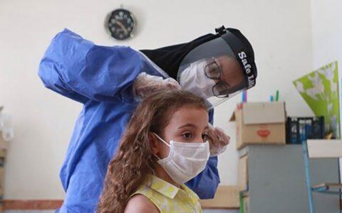 سنجش سلامت نوآموزان