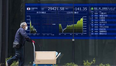 سهام آسیا اقیانوسیه