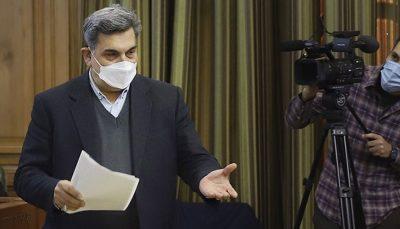 شهردار تهران: پنجشنبه قطار ملی افتتاح میشود