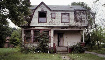 خانههای متروکه آمریکا شهر خانههای متروکه - آمریکا
