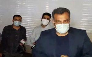 ضرب وشتم خبرنگار صداوسیما در پاسداران تهران
