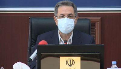 ظرفیت بیمارستانی تهران تکمیل شده است