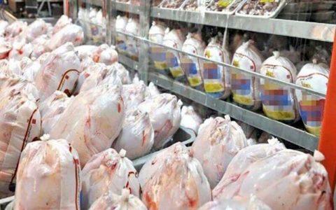 عرضه هرگونه مرغ قطعه بندی شده ممنوع است