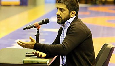 علیرضا دبیر: بزرگترین کمپ کشتی دنیا در ایران راهاندازی میشود
