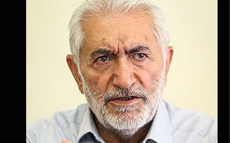 غرضی برای انتخابات ۱۴۰۰ اعلام کاندیداتوری کرد