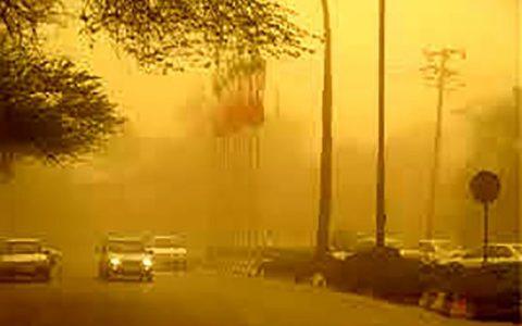 گرد و غبار ۳ برابر حد مجاز در ریگان ۲۳ نفر راهی مراکز درمانی شدند