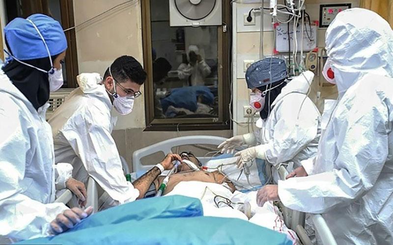 فوت ۴۵۴ بیمار مبتلا به کرونا طی شبانهروز گذشته