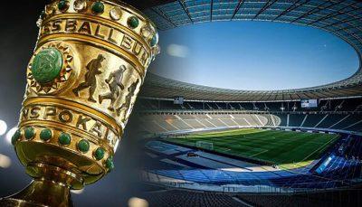 فینال جام حذفی آلمان بدون تماشاگر در برلین