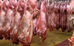 آغاز ماه مبارک رمضان و توزیع گوشت تنظیم بازار