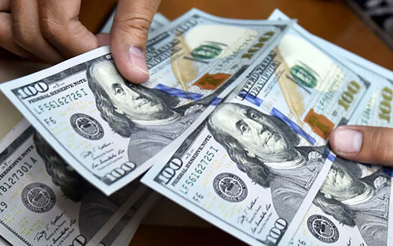 قیمت دلار در ۱۲ فروردین ۱۴۰۰ به ۲۵ هزار و ۲۰۵ تومان رسید