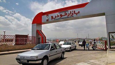 قیمت روز خودرو در دوم اردیبهشت