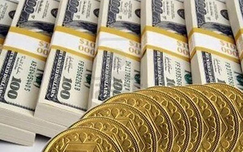 قیمت سکه، طلا و ارز ۱۴۰۰.۰۱.۲۲