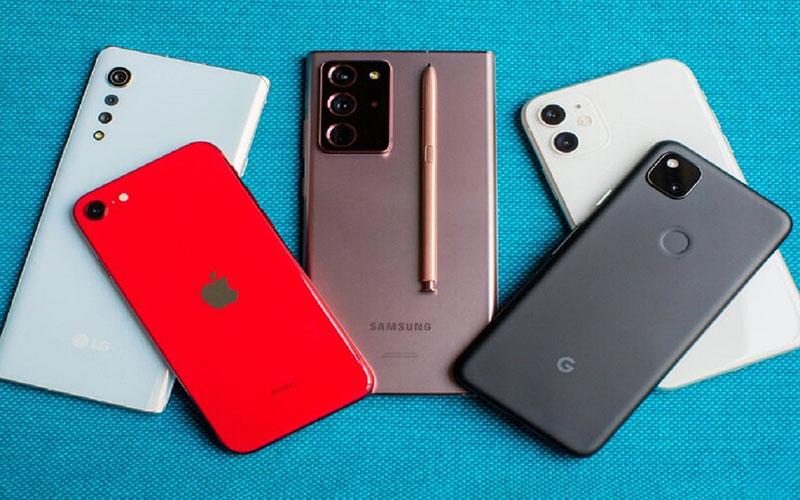 قیمت محبوب ترین گوشی های موبایل در بازار