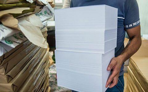 قیمت هر بند کاغذ تحریر در بازار بدون معامله به ۷۰۰ هزار تومان رسید