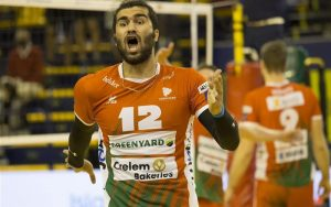 مازک، نایب قهرمان لیگ والیبال بلژیک شد