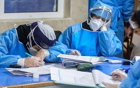 قربانیان کرونا در کشور از ۶۲ هزار نفر گذشت مجموع قربانیان کرونا در کشور از ۶۲ هزار نفر گذشت/ شناسایی ۱۱۶۸۰ بیمار جدید