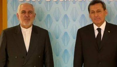 محورهای گفتوگوی ظریف با همتای ترکمنستانی در عشق آباد