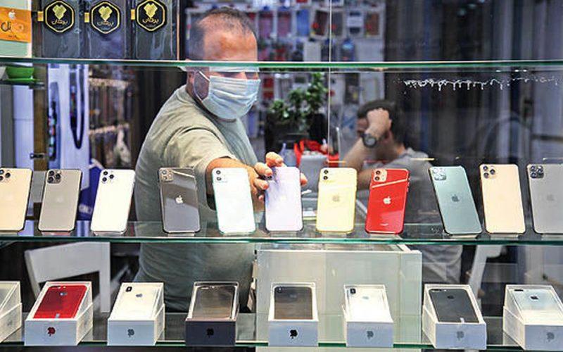 تلفن همراه لوکس