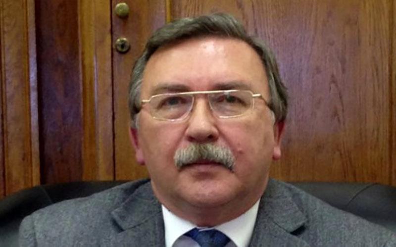 میخائیل اولیانوف: سیاست فشار حداکثری، به پیشرفت برنامه هستهای ایران منجر شد