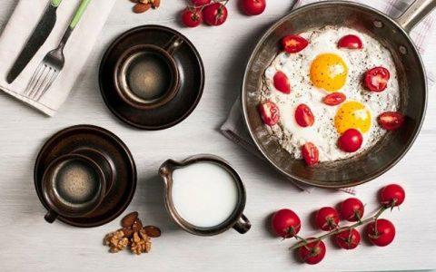 میزان مصرف روزانه تخم مرغ در کودکان