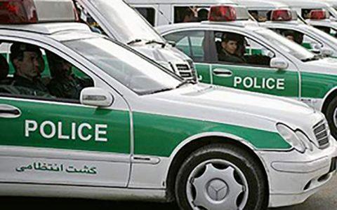 نجات زن جوان توسط پلیس میاندورود / اقدام به موقع ماموران گشت پلیس