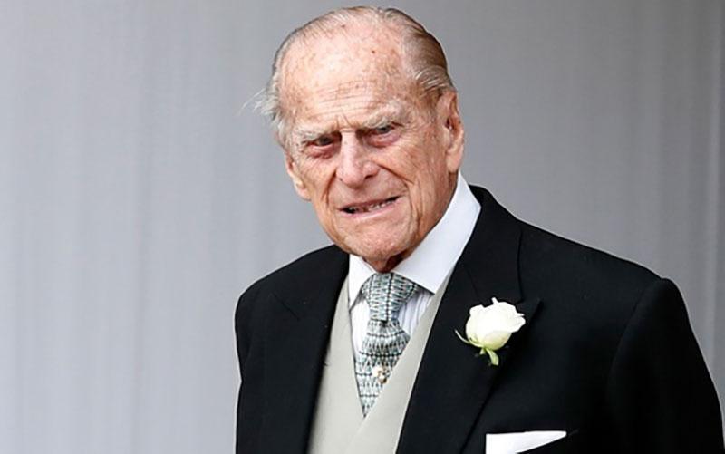 همسر ملکه بریتانیا درگذشت