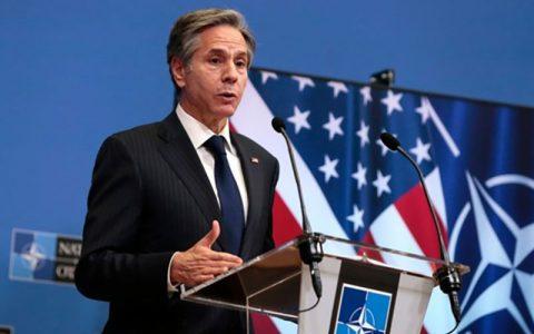 واکنش بلینکن به اعلام آغاز غنیسازی ۶۰ درصدی توسط ایران