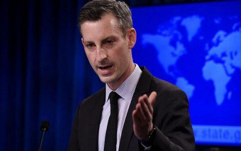 سخنگوی وزارت خارجه آمریکا به گفتوگوی افشاشده ظریف