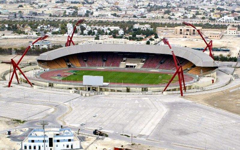 ورزشگاههای بحرینی