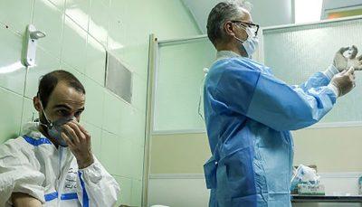 بهداشت تزریق واکسن ایرانی کرونا از خردادماه آغاز میشود وزارت بهداشت: تزریق واکسن ایرانی کرونا از خردادماه آغاز میشود