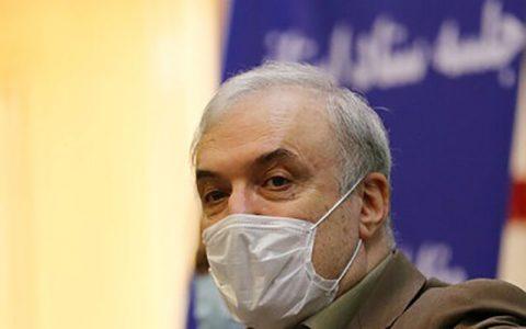وزیر بهداشت: هفته آتی نقشه کشور به سمت سیاهی خواهد رفت