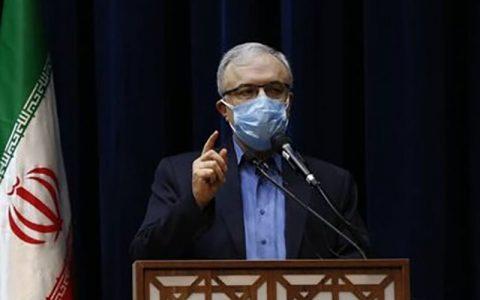 وزیر بهداشت کرونا واکسن